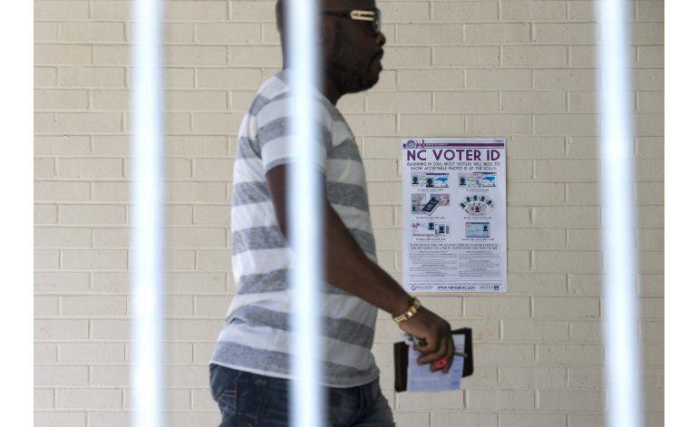 Jueces frenan leyes republicanas que restringían el voto