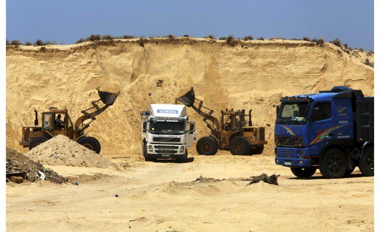 Hamas entrega tierras en Gaza para evitar crisis financiera