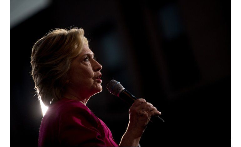 Clinton vs Trump: Agudo contraste en seguridad nacional