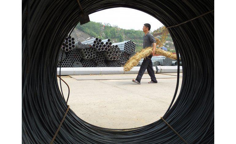China denuncia aranceles europeos al acero