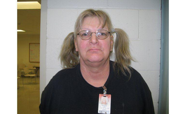 Mujer roba banco porque quería regresar a la cárcel