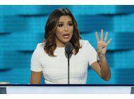 eeuu: celebridades latinas alzan su voz en campana electoral