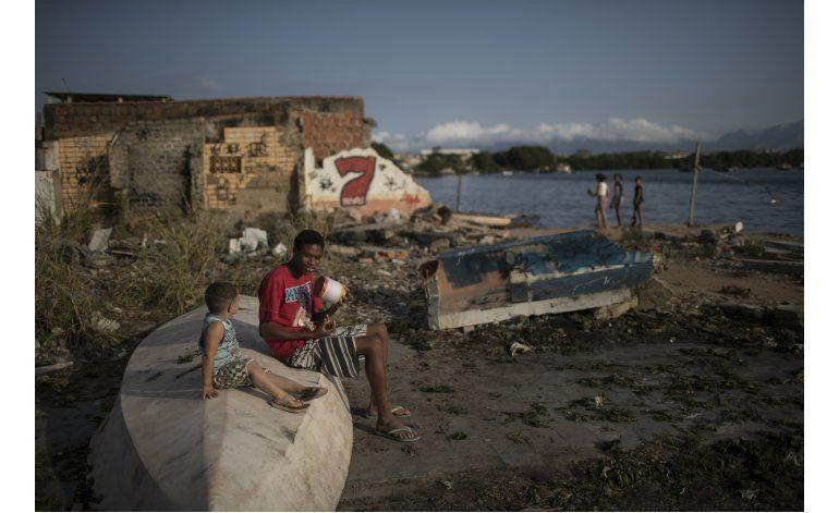 Se desploma rampa principal en sede de vela en Río