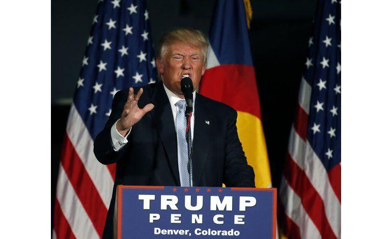 Trump: Debates presidenciales no deben competir con la NFL
