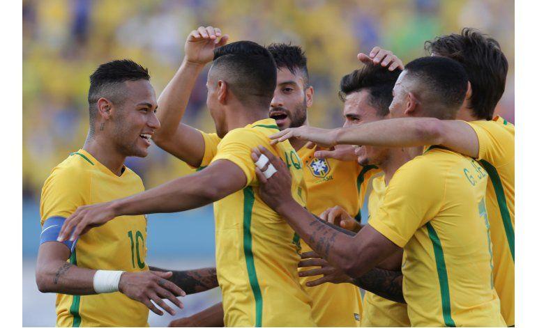 Brasil vence a Japón en último amistoso antes de Olimpíada