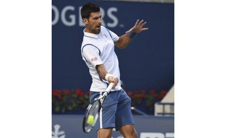 Djokovic, a la final en Toronto; enfrentará a Nishikori