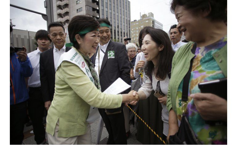 Tokio elige gobernador mientras se prepara para JJOO 2020