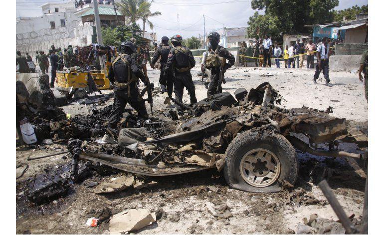 Somalia: Mueren 5 en ataque extremista a centro de seguridad