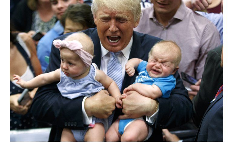 Trump reitera críticas a padres de militar musulmán de EEUU