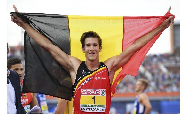 Atleta belga vence cáncer, llega a Juegos Olímpicos de Río