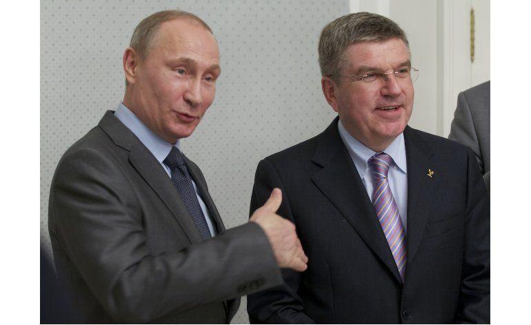 Bach defiende decisión de no descalificar a Rusia