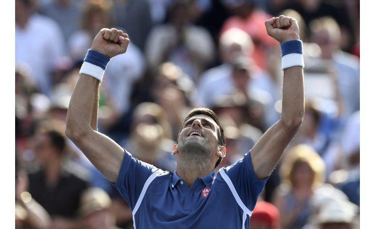 Djokovic doblega a Nishikori y es campeón en Toronto