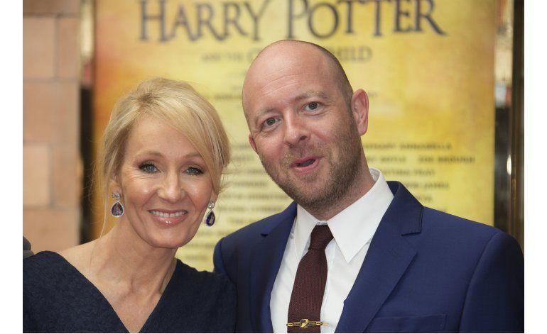 JK Rowling espera éxito global de obra sobre Harry Potter