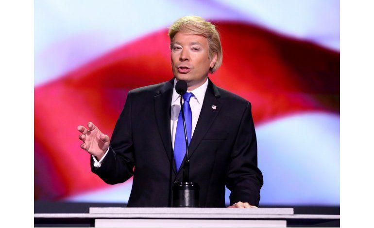 Trump gana la contienda... de candidato que atrae más burlas