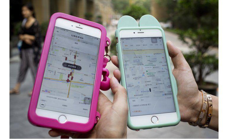 Fuerte rival adquiere las operaciones de Uber en China