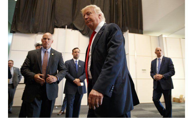 Trump insinúa que elección general podría ser manipulada