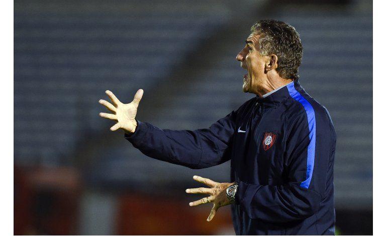 Bauza, el nuevo técnico de Argentina
