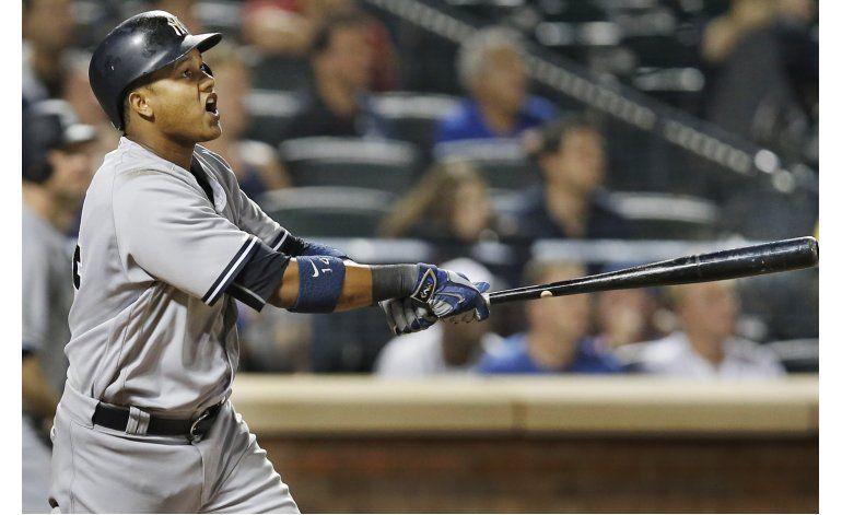 Pese a ceder más figuras, Yanquis superan a Mets