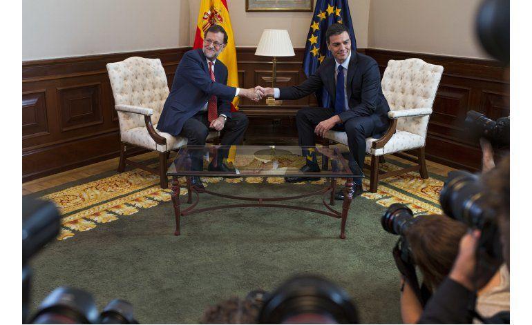 Líder del principal partido opositor español desaira a Rajoy