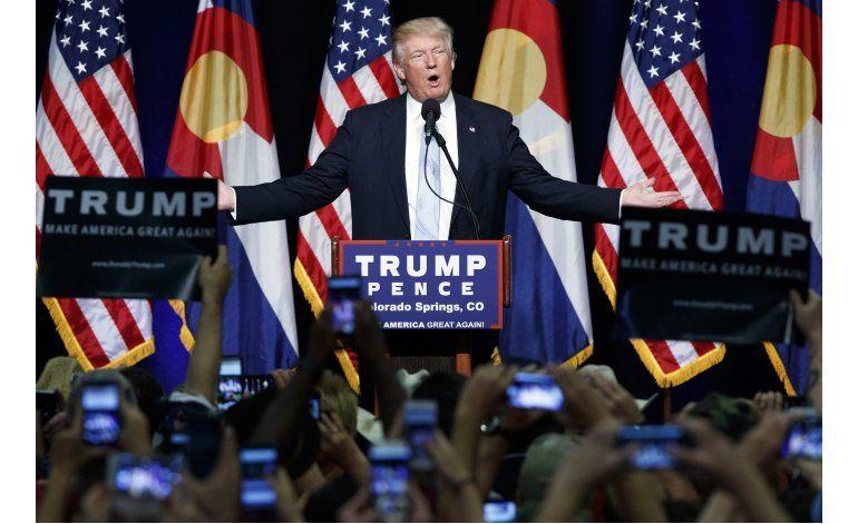 Trump es incapaz de pasar por alto un desaire