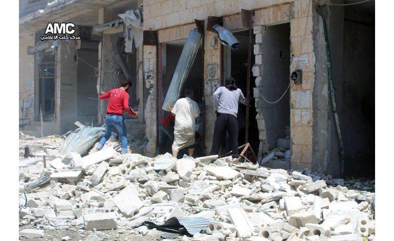 Gobierno de Siria y rebeldes se acusan de ataques químicos