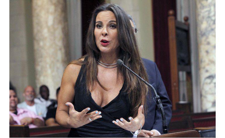 Kate del Castillo pide sobreseimiento de su caso