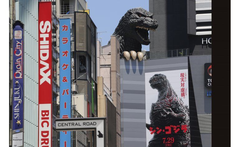 Godzilla regresa a Japón renovado y con elementos familiares