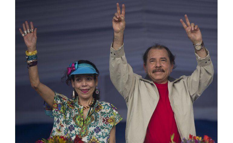 Rosario Murillo, candidata a vicepresidenta de Daniel Ortega