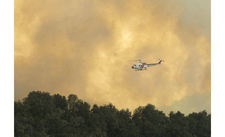 Una fogata ilegal provocó el letal incendio en Big Sur