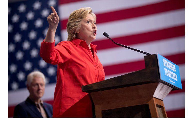 LO ULTIMO: Trump, Clinton, preparan comités de transición