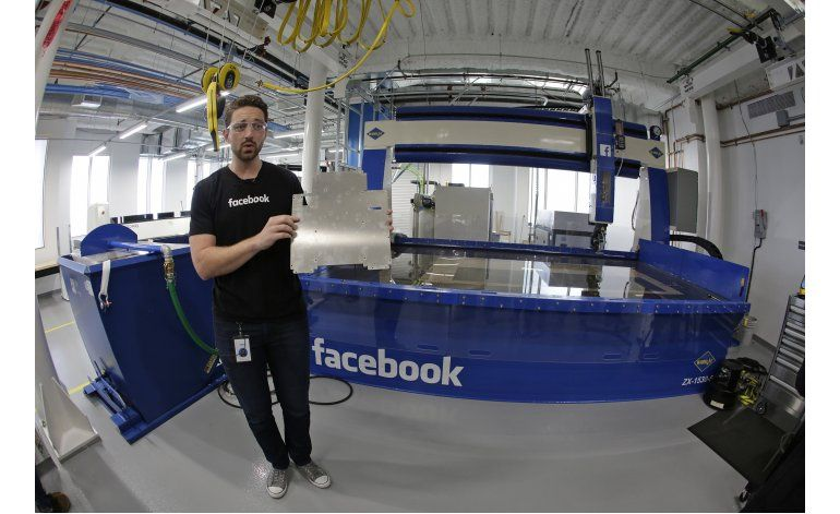 Facebook estrena laboratorio de hardware