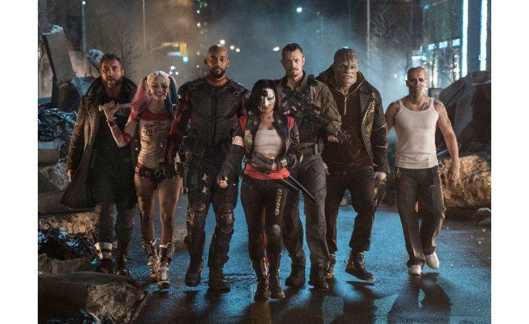Suicide Squad: los malos llegaron para salvar la situación