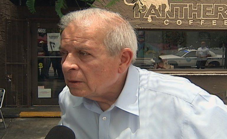 Alcalde de Miami recorrió el área afectada por el Zika en la ciudad