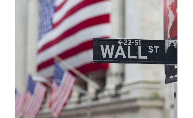 Wall Street cierra en alza gracias a repunte energético