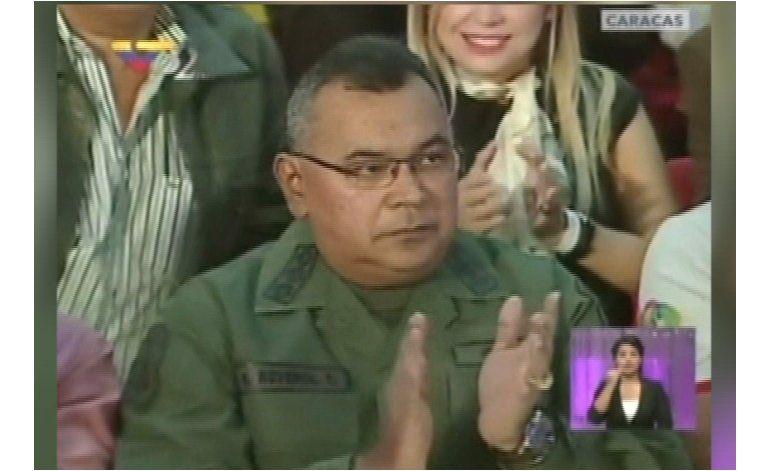 Nicolás Maduro nombra polémicamente como Ministro de Interior y Justicia de su gabinete al general Néstor Reverol