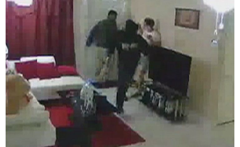 Ladrones armados irrumpen en una casa en el momento en que se celebraba una ceremonia de santería