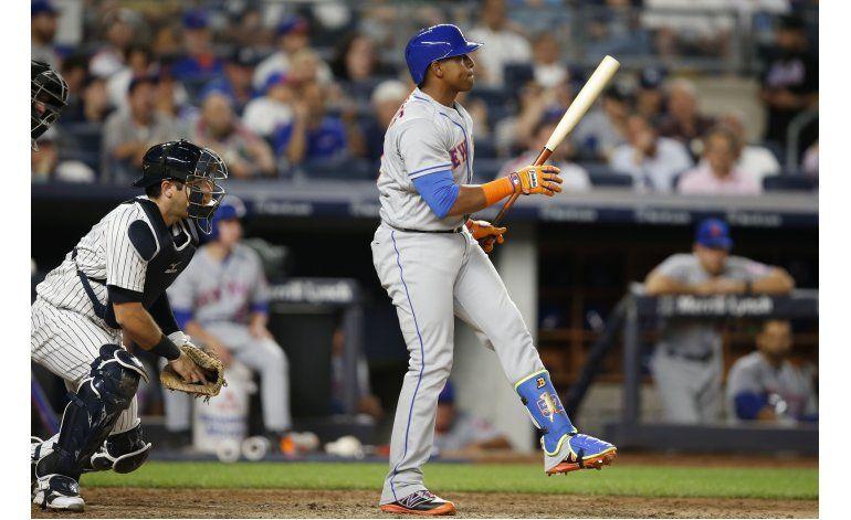 Mets: Céspedes fuera por dolencia en cuádriceps