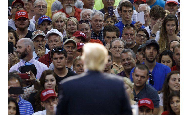LO ULTIMO: Paul Ryan ratifica apoyo a Trump
