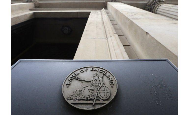 Banco central británico promulga medidas de estímulo