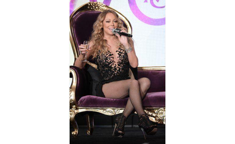Mariah Carey mostrará su vida en Mariahs World