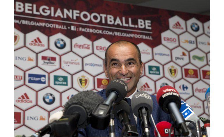 Martínez quiere establecer mentalidad ganadora en Bélgica
