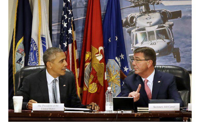 Obama evalúa combate contra el Estado Islámico