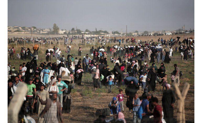 EEUU camino a lograr cifra de Obama sobre refugiados sirios