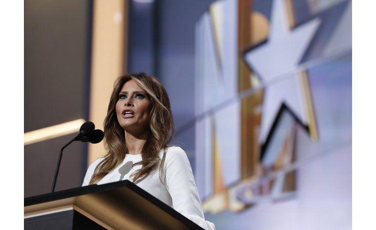 Exagente dice que él obtuvo la visa para Melania Trump
