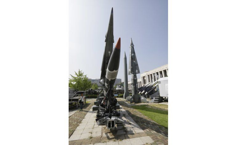 ¿Qué sucede con los misiles que dispara Norcorea al mar?