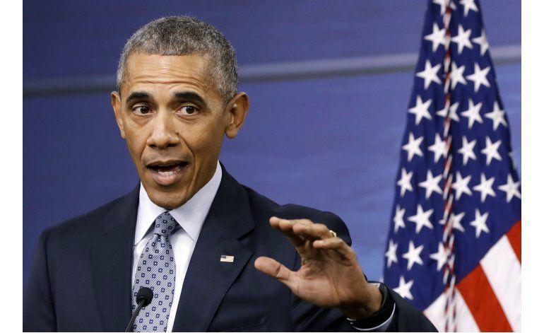 Obama: es probable que el grupo EI siga amenazando a EEUU
