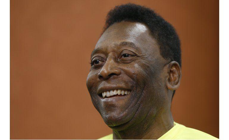 Pelé no participará en ceremonia inaugural de los Juegos