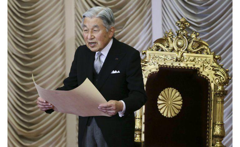 Akihito emitirá mensaje en medio de reporte de abdicación