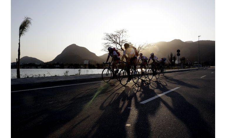 Ciclismo de ruta ofrecerá vista panorámica de Río