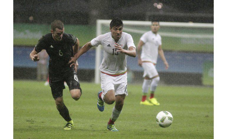 México se recupera físicamente antes de chocar con Fiji